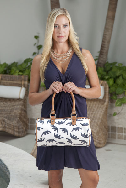 04 Jules K Luxury Handbags Feature Our Unique Original Anteater Pattern And Are Hand Made In 09