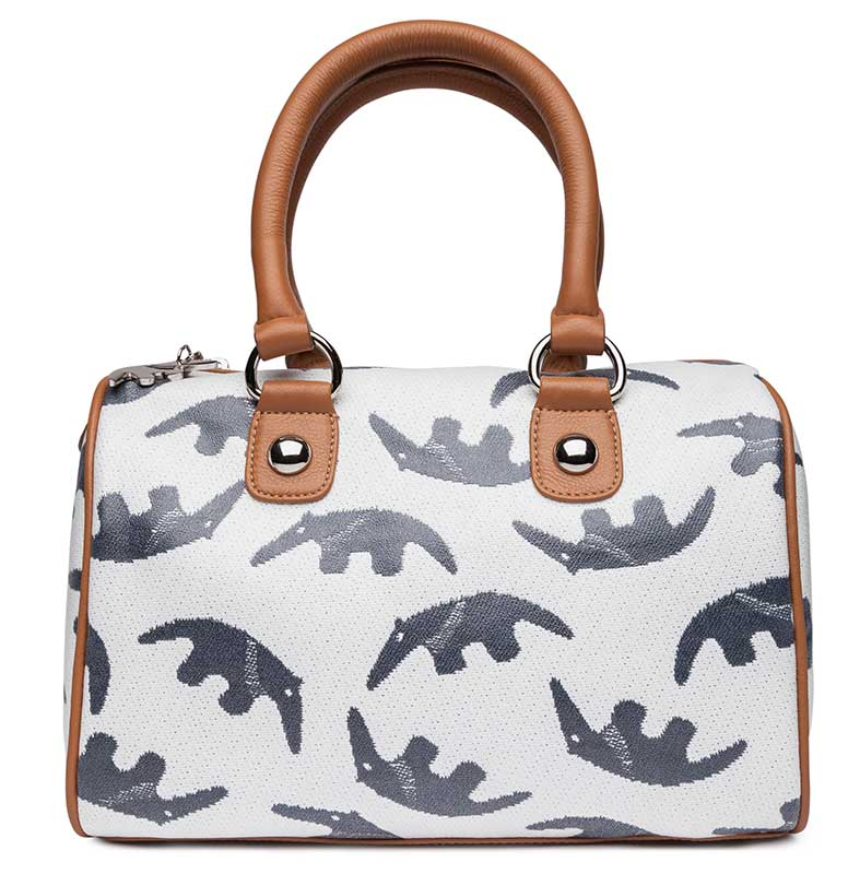 The Front Of Jules K Sylvia Mini Satchel Handbag